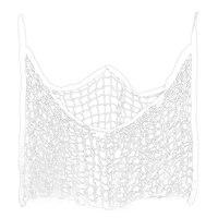 Горячая медленная подача сетка для сена мешок полный день лошадь кормления большой кормушка мешок с маленькими отверстиями
