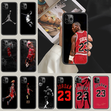Michael Jordan Phone Case Cover Hull For iphone 5 5s se 2 6 6s 7 8 12 mini plus X XS