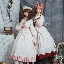 Słodka dziewczyna drukowana sukienka lolita gothic lolita sukienka lolita japońska JSK kobiety renesansowa klasyczna lolita steampunk sukienka lolita tanie tanio WOMEN Pełna COTTON Lolita Ubiera