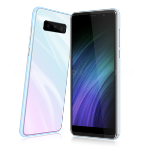 Image 3 - XGODY S10 5.5 inch 3G Smartphone 18:9 RAM 2GB ROM 16GB MT6580 Quad Core Dual Camera Mobile Phone Android 8.1
