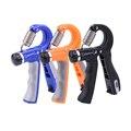 Регулируемый усилитель для рук, тренажер для рук, тренажер для рук, тренировка, сила пальцев, тренажер для мышц, Нескользящие ручки, наручные...