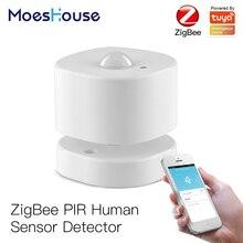 Detector Sensor Home-Alarm-System Tuya App-Control Human Smart Zigbee Linkage PIR Intelligent