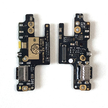 "6.3 ""Original M & Sen Für Xiaomi Redmi Hinweis 7 Redmi Hinweis 7 Pro Neue Mikrofon Modul + USB lade Port Bord Flex Kabel Stecker"