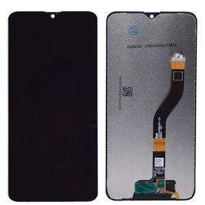 Image 3 - Original A10s LCD pour Samsung Galaxy A107 A107F A107F/DS 2019 LCD avec cadre 6.2 pouces affichage SM A107F écran tactile