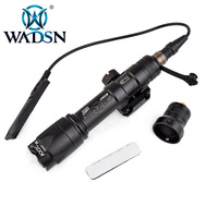 WADSN Surefir Airsoft M600 Tactical Scout Light LED 340 Lumens Remote Pressure Switch M600C Rifle Flashlight EX072 Weapon Lights