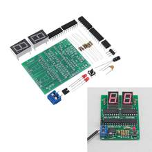 CLAITE 30-60 Seconds Watch Timer Kit DIY Components PCB Circuit Board Electronic