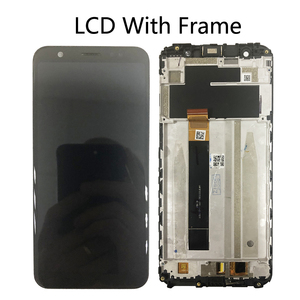 """Image 4 - 5.5"""" LCD With Frame For Asus ZenFone Max M1 LCD ZB555KL X00PD Display Screen Touch Sensor Digitizer Assembly ZB555 KL Display"""