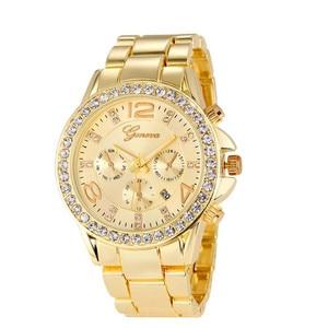 Горячая Распродажа, женские часы розового золота, роскошные женские часы, модные часы с браслетом, женские часы, bayan kol saati reloj mujer