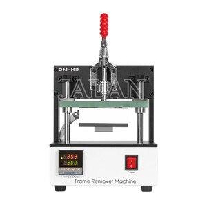 Image 4 - OM H3 uniwersalny rama Lcd usuń maszyna do do ekranu Lcd telefonu temperatura podgrzewania ramki sterowania oddzielne