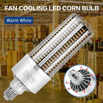 E27 Led Lamp 25W 35W 50W 80W 100W 120W 150W 200W Corn Lamp 220V LED Bulb E39 High Power For Super Bright Warehouse Lighting 110V
