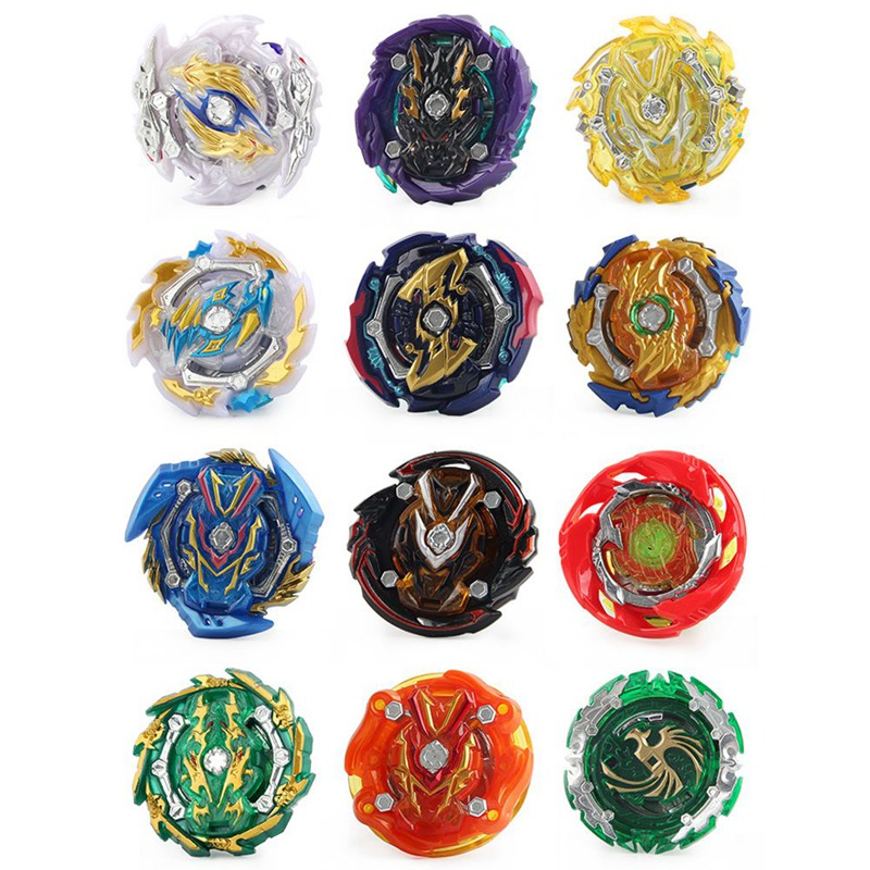 2020 Tops Set Toys Beyblades Arena Bayblade Metal Fighting Gyro With Launcher Spinning Top Bey Blade Toys