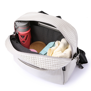 Image 4 - Soboba Mommy Maternity Diaper Bags Solid Fashion Large Capacity Women Nursing Bag for Baby Care Stylish Outdoor Mommy Bags