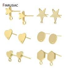Suprimentos para brinco que faz 14k ouro chapeado brinco ganchos brincos descobertas componentes diy artesanato jóias