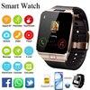 DZ09 Smart Watch With Sim Card Android Watch Men Women Sport Waterproof Pedometer Smartwatch Connected Whatsapp Facebook Twitter