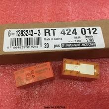 DHL Free Shipping 100% new original relay 100pcs/lot RT424012 RT 424 012 12V 8pin 8A 100pcs lot free shipping 100 pieces lot new original bcp53 16 bcp53 sot223