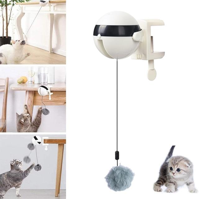 Interactive Smart Funny Kitten Toy  1