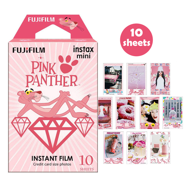 10 Sheets Photo Paper for   fujifilm instax mini film square films For  Fujifilm Instax Mini 7/8/9/25/50/70 cameras accessories