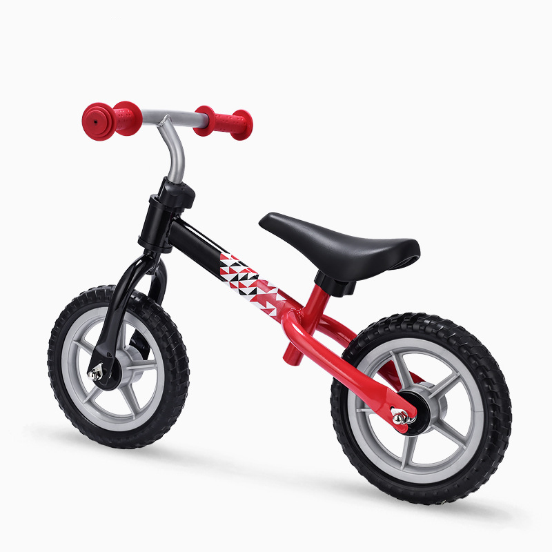 Balance Bike Kids Walker Bicycle Ride On Toy Childs Bicycle Bike Bicycle Red Sport Bicycle Cycling Riding Kid Cycling Practice