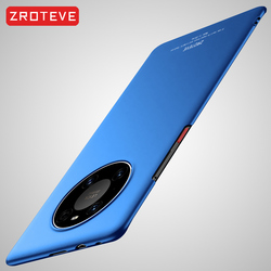 Mate 40 Pro Case Zroteve Frosted Cover For Huawei Mate 40 30 Pro Case Mate30 Mate40 PC Cover For Huawei Mate 20 Pro Lite X Cases