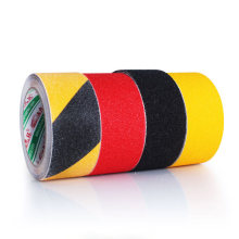 2.5CMx5M PVC Simple Anti Slip Traction Tape Self Adhesive Strong Grip Abrasive Tapes Home Outdoor Stairs Skateboard Durable(China)