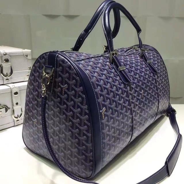 Fashion trend large capacity men and women the same portable diagonal bag, the same travel bag carry on luggage  gym bag 2