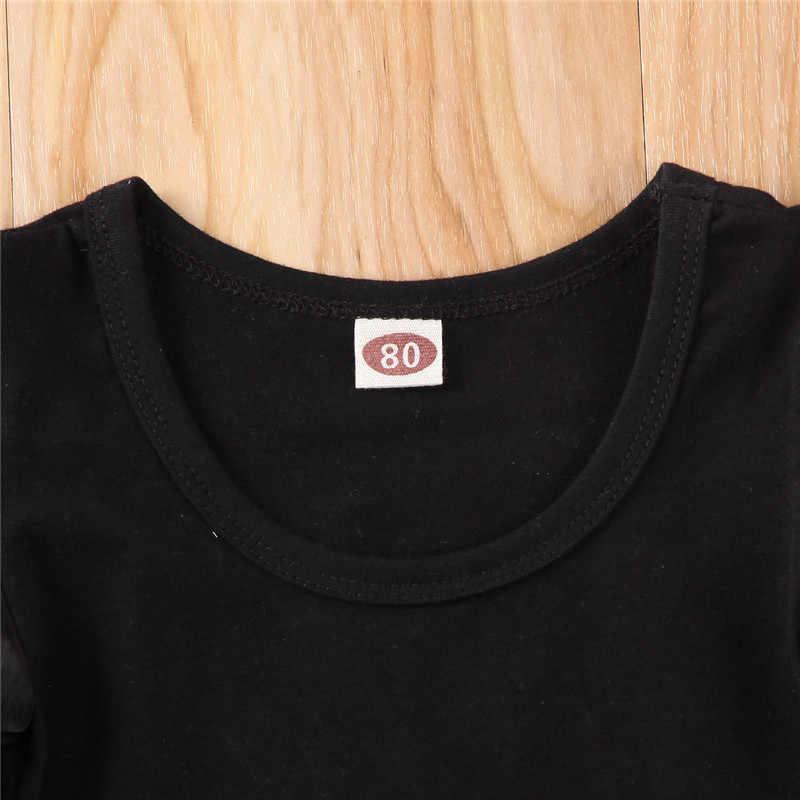 Del Bambino Del Bambino T-Shirt Menino Bambino Del Bambino di Trasporto Della Ragazza Lunga Del Merletto Del Manicotto di Soffio Top T-Shirt Solido Delle Ragazze Tees Roupa De Menino