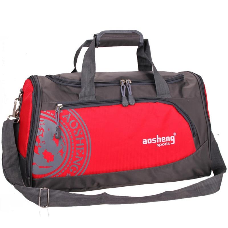 2020 Professional Nylon Sports Gym Bag Women Men For Fitness Yoga Training Shoulder Handbags With Shoes Storage Sac De Sport