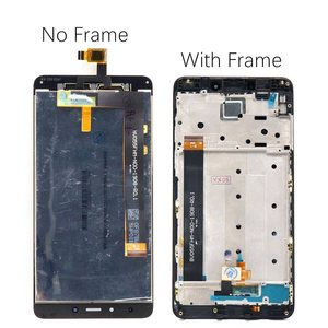 Image 2 - MTK Helio X20 Display For Xiaomi Redmi Note 4 LCD Display Note4 Touch Screen For Redmi Note 4 LCD With Frame Mobile Phone LCDs