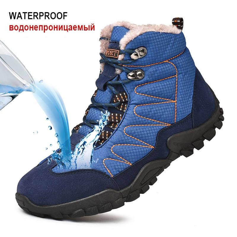 Mens Combat Tactical Boots Waterproof