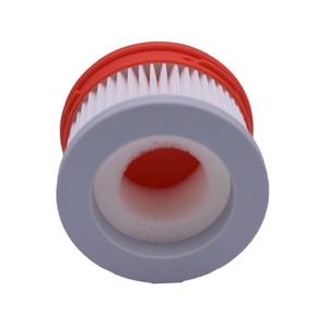 Image 5 - 掃除機hepaフィルターキビdreame V9家庭用ワイヤレスハンドヘルド掃除機アクセサリーローラーブラシ部品キット