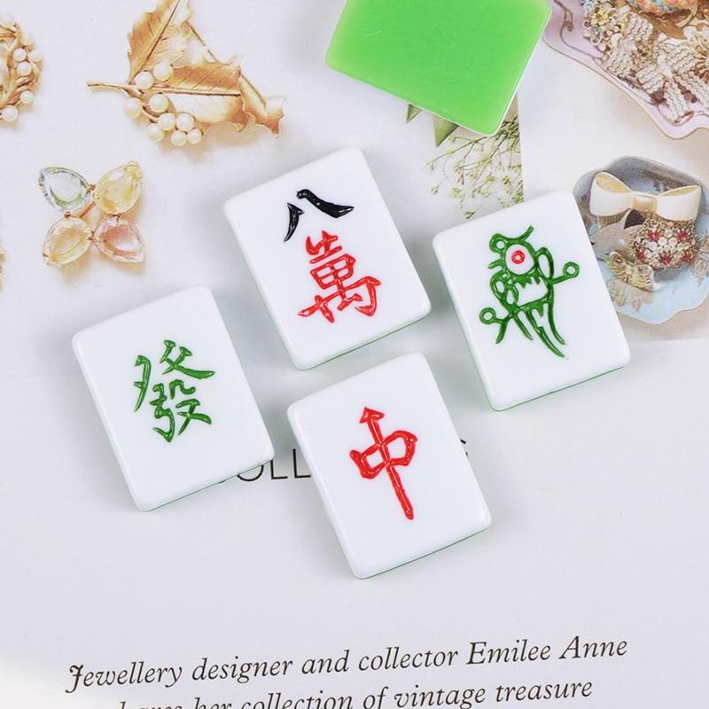Mahjong series refrigerator stickers, multi-color refrigerator stickers, make a fortune, 80,000 cute blackboard stickers