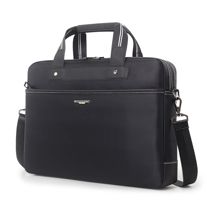 2019 New Briefcases Men's 15.6 Laptop Bag Top Quality Waterproof Men Bags Business Package Shoulder Bag Masculina Handbag