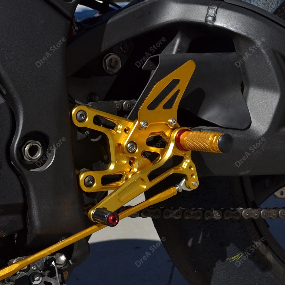 Купить zx10r регулируемая насадка на ножку для мотоцикла подставка