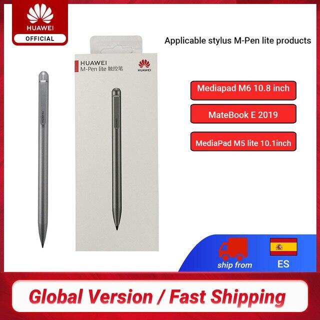 W magazynie globalna wersja Huawei oryginalny 100% rysik m-pen Lite dla MateBook 2019 Mediapad M5 Lite Mediapad M6 rysik