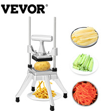 VEVOR Vegetable Fruit Dicer Stainless Steel Long-lasting Usage Easy Operation Food Cutter Chopper Tool for Cooking Commercial
