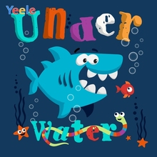 Yeele Summer Party Photocall Beauty Underwater World Photography Backdrops Personalized Photographic Background For Photo Studio