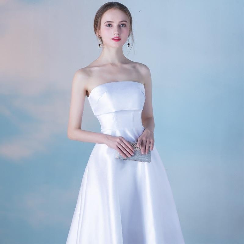 2020 Новое Элегантное Вечернее Платье для банкета, короткое платье, тонкое выпускное платье, платья с топом
