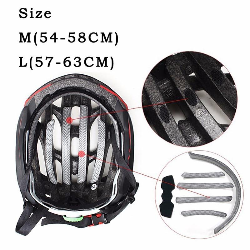 SONICWORKS Bicycle Helmet Cover With LED Lights MTB Mountain Road Cycling Bike Helmet Men Women Capaceta Da Bicicleta SW0002 (17)