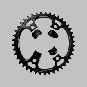 FOURIERS ROAD Bicycle Chainring 110 PCD 42T 48T 54T 56T 58T Circular ROAD Bike Crankset Plate R8000 Bike Crank Chainwheel