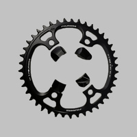 Fouriers estrada bicicleta chainring 110 pcd 42 t 48 t 54 t 56 t 58 t circular estrada pedaleira da bicicleta placa r8000 manivela roda