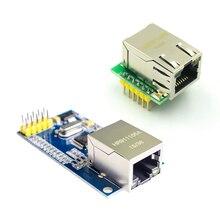 USR ES1 W5500 çip yeni SPI LAN/ Ethernet dönüştürücü tcp/ip Mod