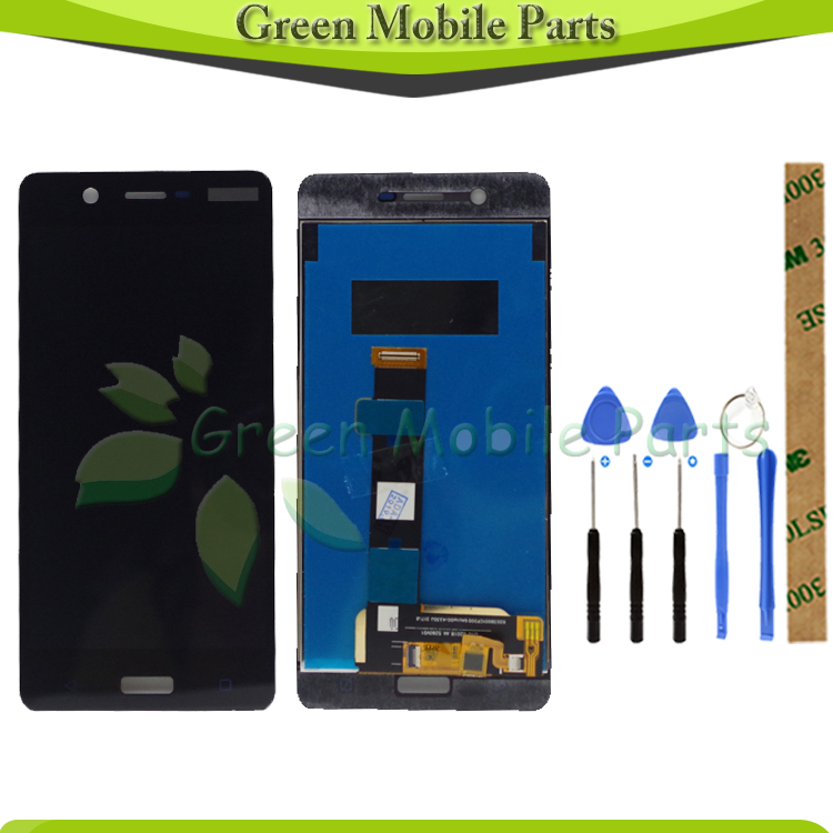 100% Tested One By One LCD Display For <font><b>Nokia</b></font> <font><b>5</b></font> TA-1024 TA-1027 TA-1044 TA-<font><b>1053</b></font> LCD Display With Touch <font><b>Screen</b></font> Assembly image
