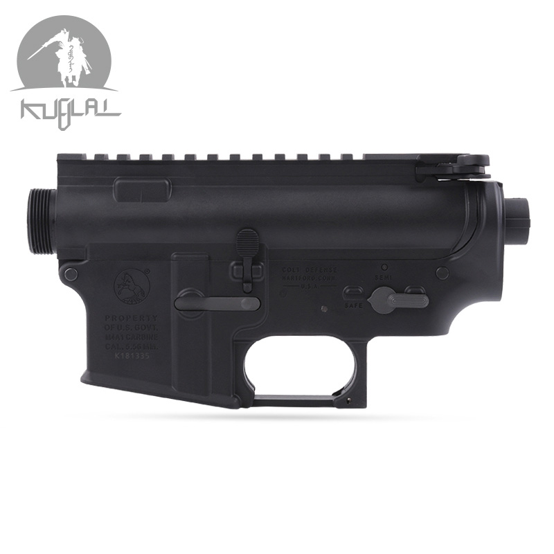 Kublai Receiver Airsoft Accessories AEG Body Nylon Metal Fit To AEG For Outdoor Sports Gel Blaster