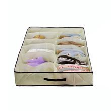 HQS-C778 Transparent Storage shoe bag (12 pairs of shoes can be stored)(China)