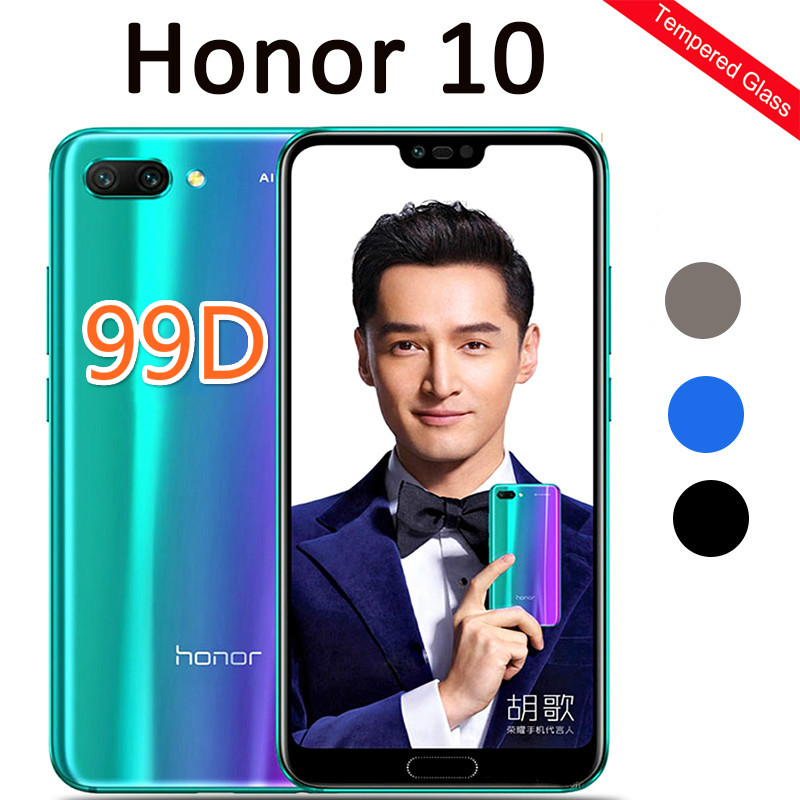 Закаленное стекло 99D для Huawei Honor 10 Lite 10i, защитное стекло на Honor 10X Lite, 20 Pro, 20i, 9 Light, 30, 30I, защита экрана