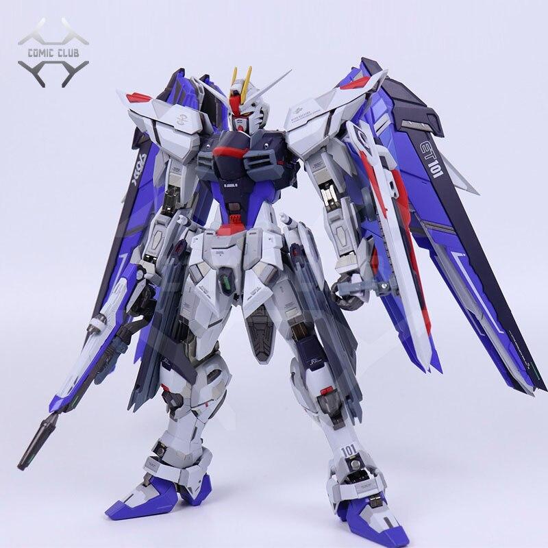 COMIC CLUB IN-STOCK MC Shunfeng Model MOKAI MB Metal Build Gundam Freedom 2.0 Action Figure