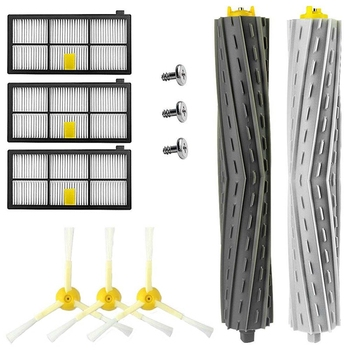 Accessory For Roomba 800 805 850 860 861 866 870 871 880 890 961 964 980 981 985 (800&900 Series) Replacement Vacuum Cleaner Acc replenishement kit for irobot roomba 800 900 series 805 860 870 871 880 890 960 980 vacuum accessories replacement parts