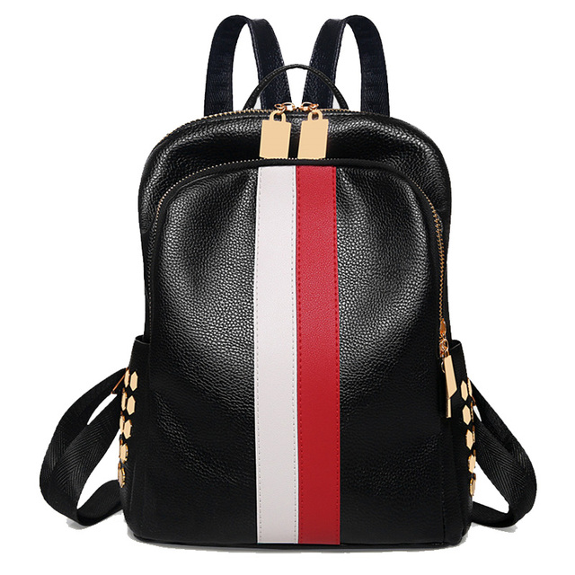 RED back pack red bag tote bag transforming backpack laptop backpack bag for women waterproof backpack stylish backpack trendy bag