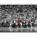 Майкл Джордан Классический звуковой аппарат 1998 Чикаго Буллс настенные картины для гостиной спортивный постер домашний декор холст живопис...