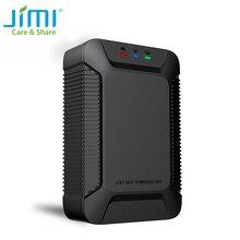 Jimi x3 gsm gps tracker com sos caminhão de monitoramento de voz gsm localizador sensor de porta encontrar carro opcional carro alarme trilha por app/pc